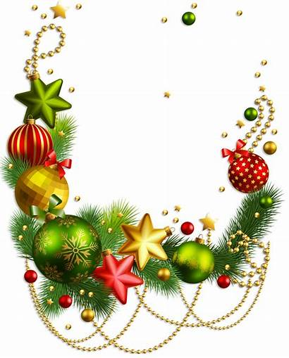 Christmas Ornaments Transparent