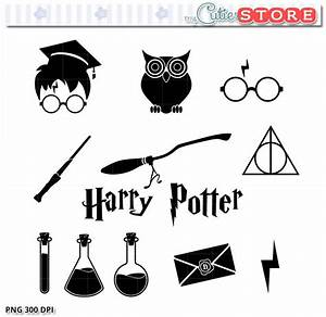 Harry Potter Potions Clipart