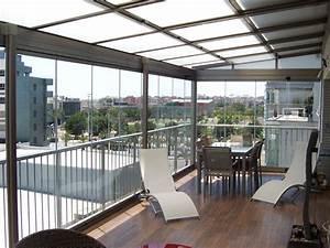 Rideau Pour Balcon : rideau de verre repliables panoramiques sur cannes pour ~ Premium-room.com Idées de Décoration