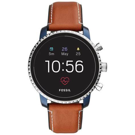 Fossil Q Explorist Gen 4 Smart Watch ? Brown Leather £259