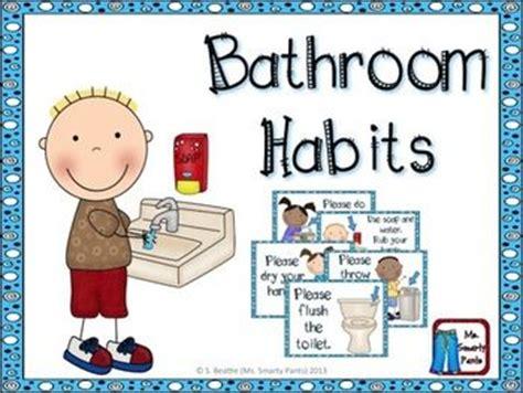 Printable Bathroom Signs For Preschool by 17 Best Ideas About Classroom Bathroom On