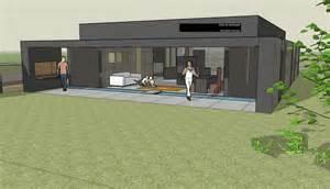 d40 study houses maison container