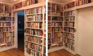 Passage Bookcase by Secret Sliding Bookcase Door Passage Stashvault