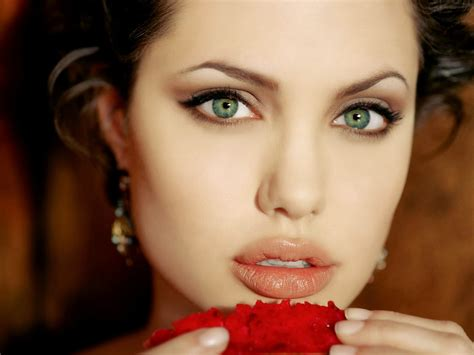 Angelina Jolie Sweet And Beautiful HD Wallpapers   Hot Site