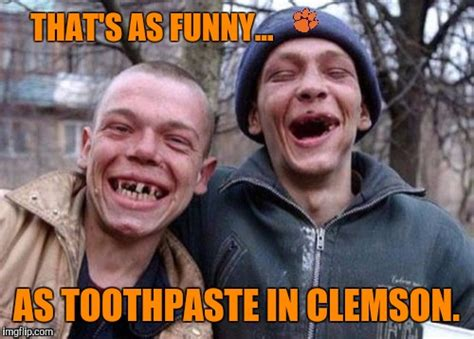 Clemson Memes - image tagged in clemson funny imgflip