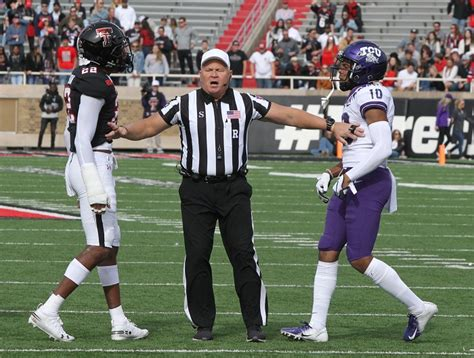 big 12 referee mike defee - Heartland College Sports - An ...