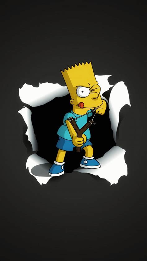 Simpsons wallpaper by AbdullahHocay c2 Free on ZEDGE™