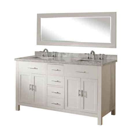 48 inch double sink vanity top 48 inch double sink vanity aberdeen virtu usa gloria