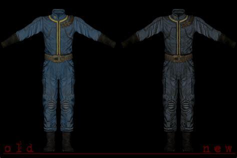 fallout 3 jumpsuit vault suit retextured at fallout3 nexus mods and community