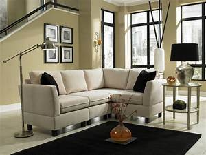 Small scale recliners sofa designs for small living room for Sofa for small living room