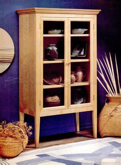 armoire plans woodarchivist