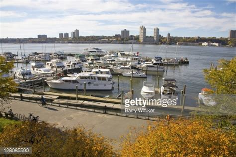 Boat Basin Riverside Park by Riverside Park New York City Stock Photos And Pictures