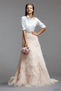 watters brides spring 2014 wedding dresses wedding With wedding dress shirt