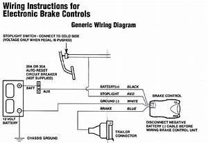 Tekonsha 90195 P3 Wiring Diagram