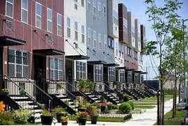 High Class Apartments In New York City by Spring Creek Nehemiah Is An Affordable Housing Success Story In East New York