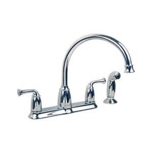 moen banbury kitchen faucet moen 87553 banbury high arc kitchen sink faucet with side spray chrome ebay