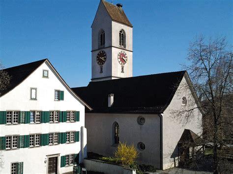 infrastruktur raeume kirche reformierte kirchgemeinde