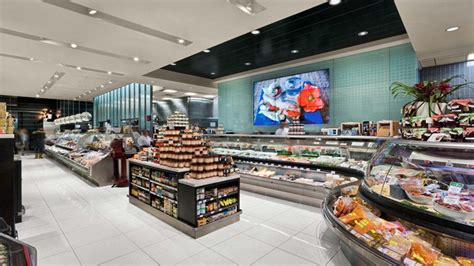 cuisine shop pusateri s gourmet store by gh a design toronto retail