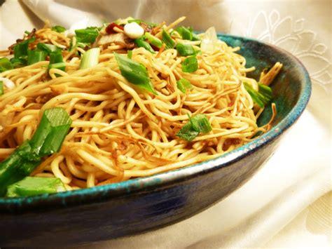 cuisine guyanaise recette bami goreng version of lo mein recipe genius