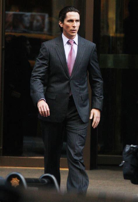 Christian Bale Bruce Wayne Show His Vulnerable Side