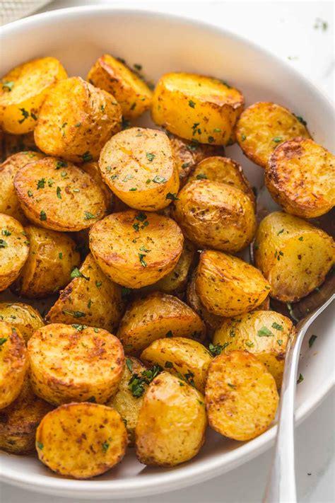 air potatoes roasted fryer fryers things little