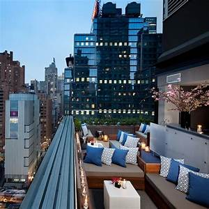 Above 6 At The Thompson Hotel New York City Rooftop Bars