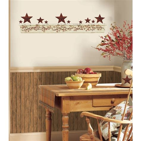 popular wall accents  kitchen
