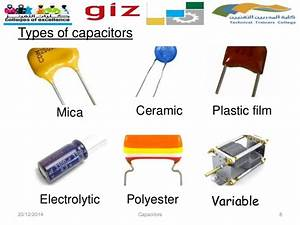 types of capacitors - 28 images - capacitors new, types of ...