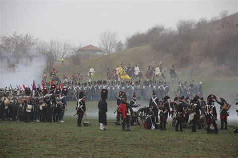 chambre de commerce franco russe reconstitution de la bataille d austerlitz 2011 la