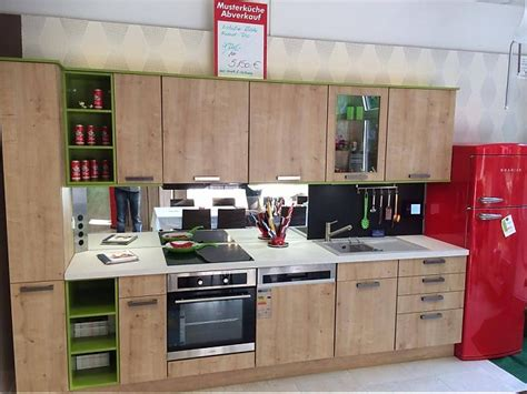 Nobiliamusterküche Küchenzeile Mit Keramik Arbeitsplatte