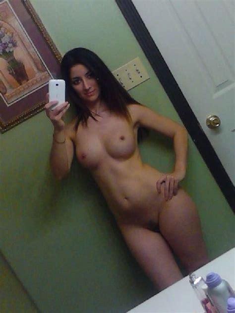 Naked Brunette Girl Selfie X Nude Selfies Sorted