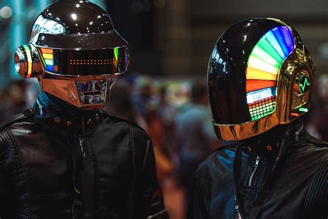 Daft Punk for L'Uomo Vogue Cover | HYPEBEAST