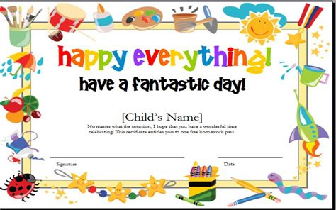 clip art certificates clipart