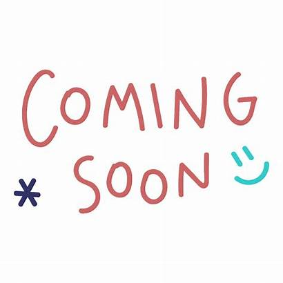 Coming Soon Stay Tuned Gifs Animated Lucie