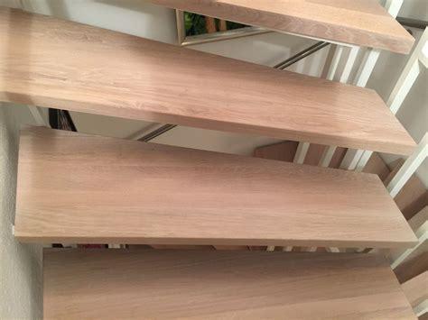 Treppenstufen Eiche Geölt