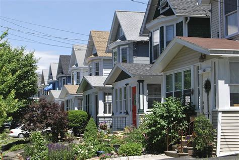 Houses : Neighborhoods Of Albany, New York