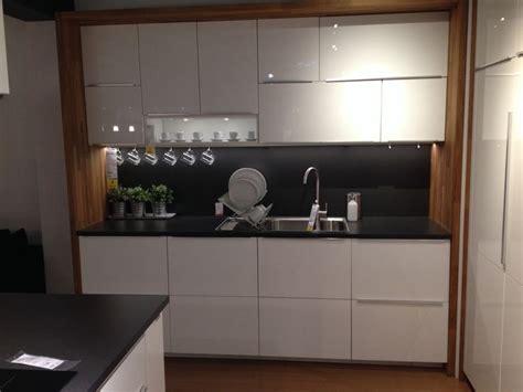 kitchen interiors photos ikea metod kitchen with worktop framing units hausbau