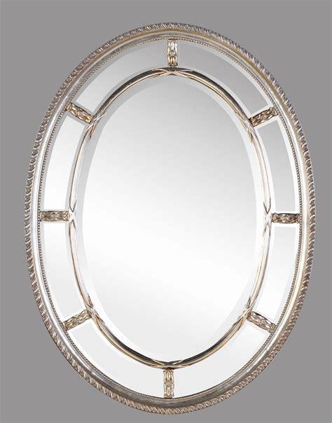 bathroom oval mirrors add beauty  elegance