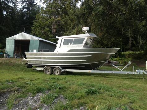 Aluminum Fishing Boat Vancouver by Aluminum Boat Builders Vancouver Island