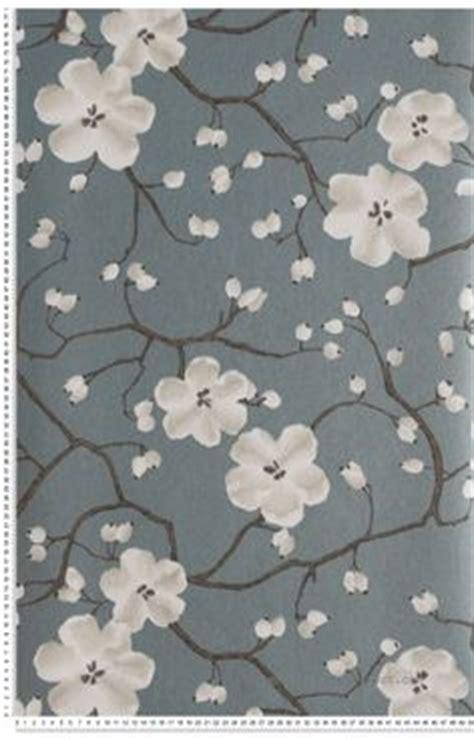 Tapisserie De Lurçat by Liberty Et Gris Papier Peint Lut 232 Ce Flowers Grey
