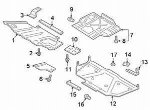 2004 F150 Body Parts Diagram : hl3z5b018a ford radiator support splash shield front ~ A.2002-acura-tl-radio.info Haus und Dekorationen
