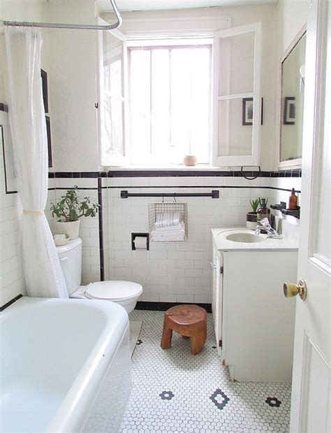 Bathroom Ideas Small White by Black And White Bathrooms Design Ideas Decor And Accessories