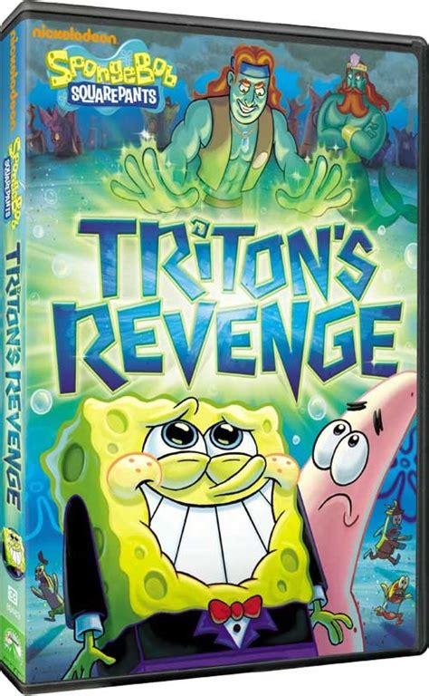 Spongebob Halloween Vhs And Dvd by Spongebob Squarepants Dvd News Announcement For Spongebob
