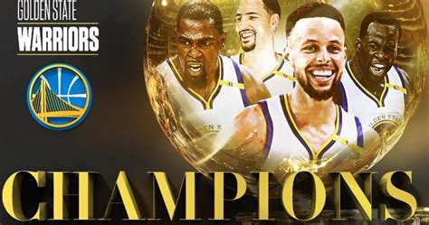 Golden State Warriors Win 2018 NBA Championship   TheSportster