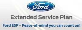 Ford ESP for Florida residents. Ford extended warranty