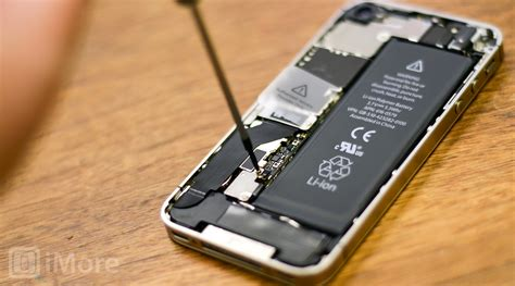 removal for iphone how to replace the battery in an iphone 4s imore