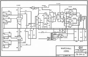 Marshall Major 1966 200w Pa Sch Service Manual Download