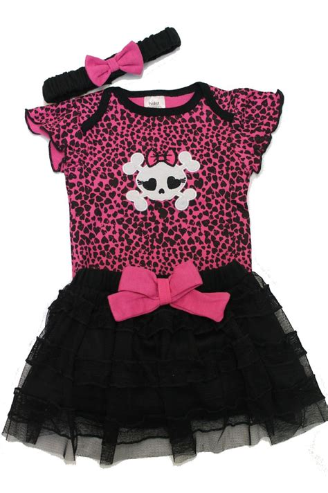 14 best images about Skull Baby Clothes on Pinterest | Shops Punk baby and Babies clothes