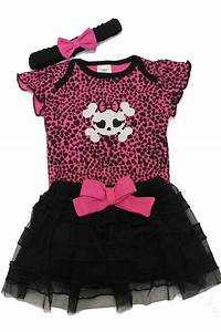 14 best images about Skull Baby Clothes on Pinterest ...
