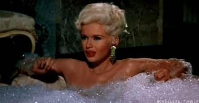 Debbie Reynolds Bath Animated Mansfield Jayne Gifs